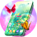 Butterfly Animated Keyboard & Live Wallpaper