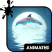 Dolphin Animated Keyboard + Live Wallpaper
