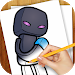Download Learn to Draw Chibi Minecraft APK