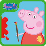 Cover Image of Download Peppa Pig: Paintbox APK