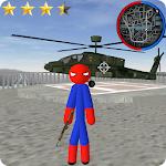 Download Spider Stickman Rope Hero Gangstar Crime APK