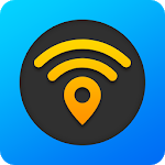 Cover Image of Download Free WiFi Passwords & Internet Hotspot - WiFi Map® APK