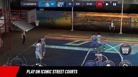 Download NBA LIVE Mobile Basketball APK
