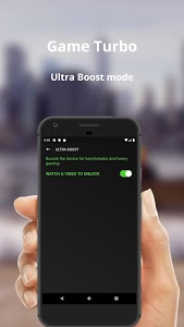 Download Game Booster 4x Faster Free - GFX Tool Bug Lag Fix APK