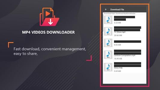 Download Mp4 video downloader - Download video mp4 format APK