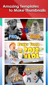 Download Thumbnail Maker for YT Videos APK