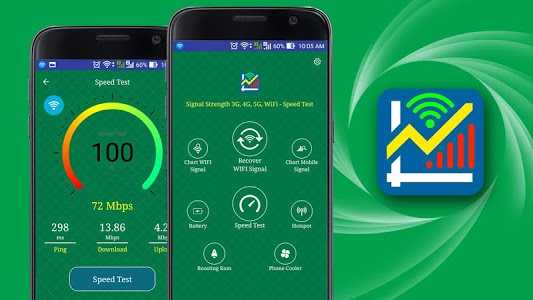 Download Signal Strength 3G, 4G, 5G, WiFi - Speed Test APK